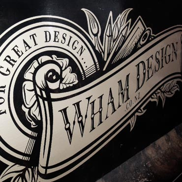 Wham Design Graphic Design